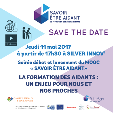 Save the date - lancement MOOC